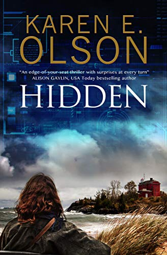 Hidden (The Black Hat Thrillers Book 1) (English Edition)