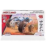Meccano 15 in 1  Set Off Road Rally -  Juego de construcción de...