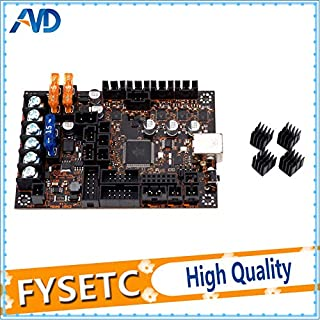 3D Printer - EinsyRambo 1.1a Mainboard for Prusa i3 MK3 with 4 Trinamic TMC2130 Stepper Drivers SPI Control 4 Mosfet Switched Outputs