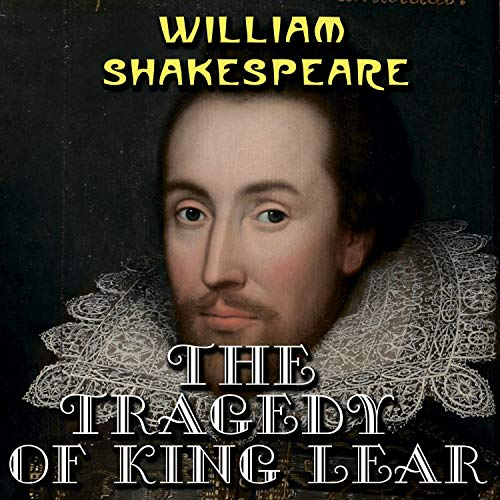 The Tragedy of King Lear cover art