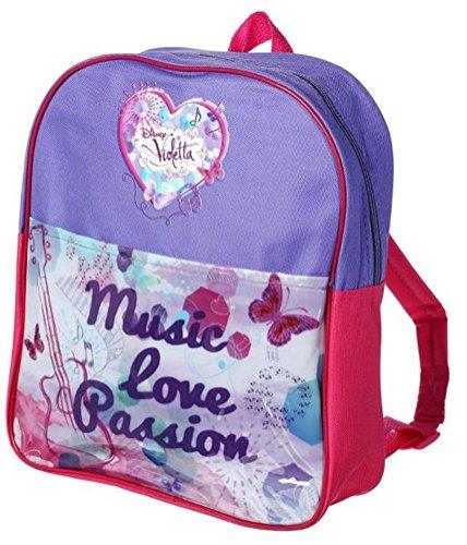 Mochila Bolsa de Disney Violetta 30 cm