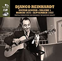 Guitar Legend - Vol.1 by Django Reinhardt