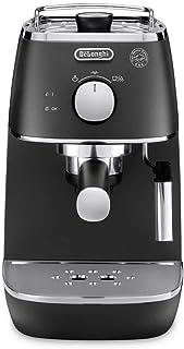 De'Longhi Distinta Pump Espresso Coffee Machine Black Colour ECI341.BK