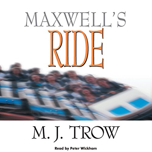 Maxwell's Ride audiobook cover art