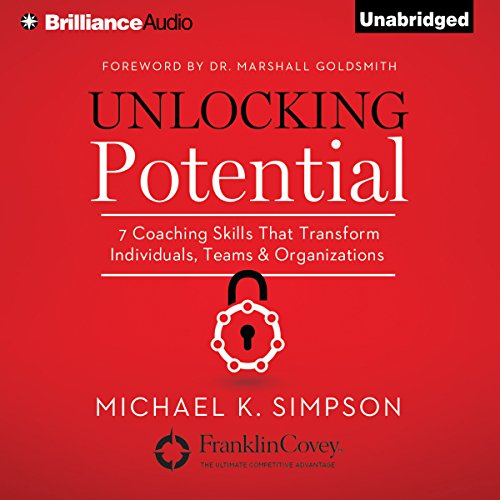 Unlocking Potential audiobook cover art