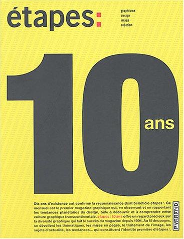 Étapes : 10 ans : Graphisme - Design - Image - Création