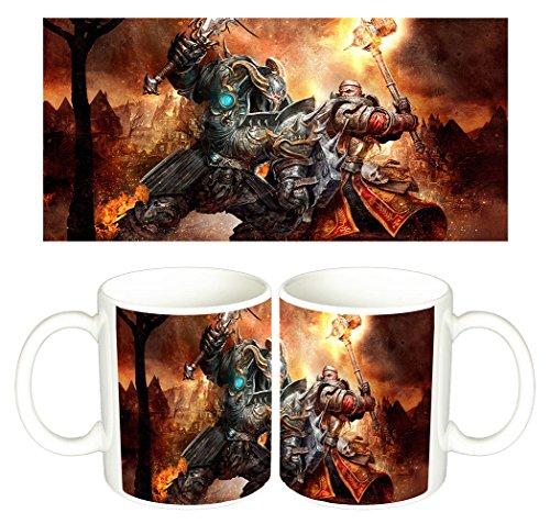 MasTazas Warhammer Online Age of Reckoning Tazza Mug