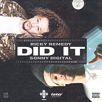 Did It (feat. Sonny Digital)
