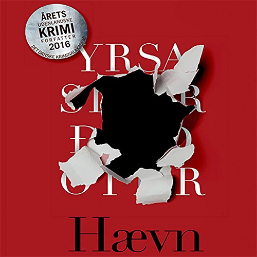 Hævn audiobook cover art