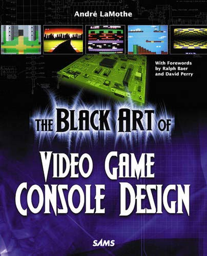 Black Art of Video Game Console ...