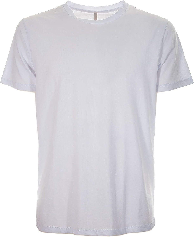 BELLWOOD Men's 319J210101 White Cotton TShirt