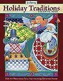 Jim Shore Holiday Traditions Coloring Book: Folk-Art Illustrations for a Heartwarming Christmas Season