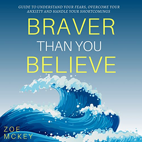 Braver Than You Believe  By  cover art