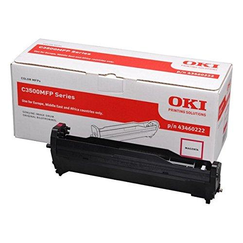 OKI Bildtrommel für C3520/3530 Multifunktionsdrucker, magenta
