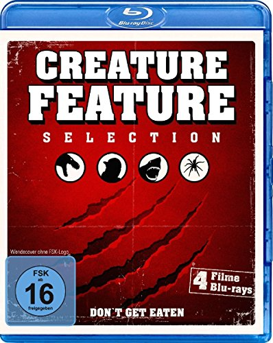 Creature Feature Selection [Blu-ray]
