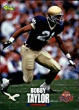 1995 Classic NFL Rookies #63 Bobby Taylor NFL Football Trading Card. rookie card picture