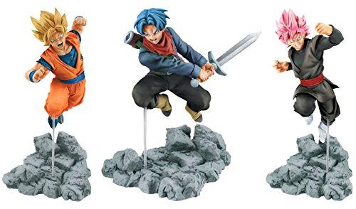 Banpresto DRAGON Ball Super Soul X Soul Figure Action Figure (Set of 3) image