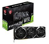 MSI Gaming GeForce RTX 3080 Ti 12GB GDRR6X 320-Bit HDMI/DP Nvlink Tri-Frozr 2 Ampere Architecture OC Graphics Card (RTX 3080 Ti Ventus 3X 12G OC)