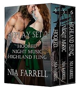 Replay Set 2: Hooked, Night Music, Highland Fling by [Nia Farrell, Anita Quick]
