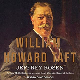 William Howard Taft audiobook cover art