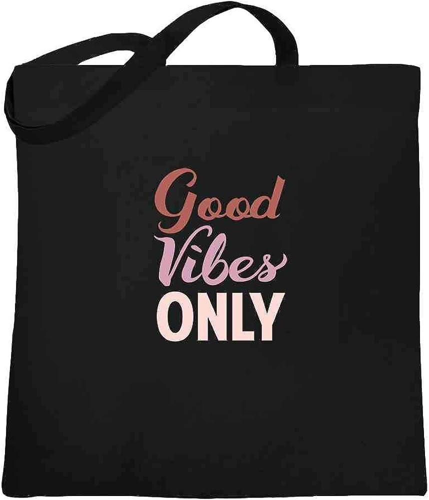 Good Vibes Shopping Tote Bag