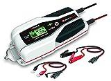 ElectroMem Sirius 4 caricabatteria mantenitore elettronico di Ultima Generazione per Auto Moto Nautica 6-12V, 1-4A