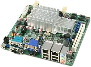 Jetway NC9NDL-2550 Dual LAN & 6x COM Atom D2550 Mini-ITX MB w/ DC-DC Power
