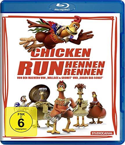 Chicken Run - Hennen Rennen Italia Blu-ray