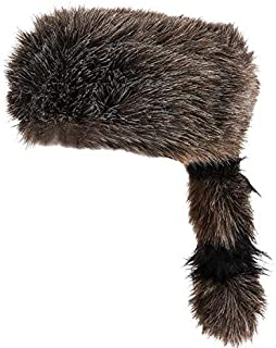 Best raccoon tail hat Reviews
