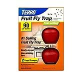 Terro T2503-3 Fruit Fly Trap