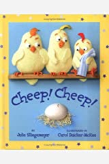 Cheep! Cheep! Hardcover