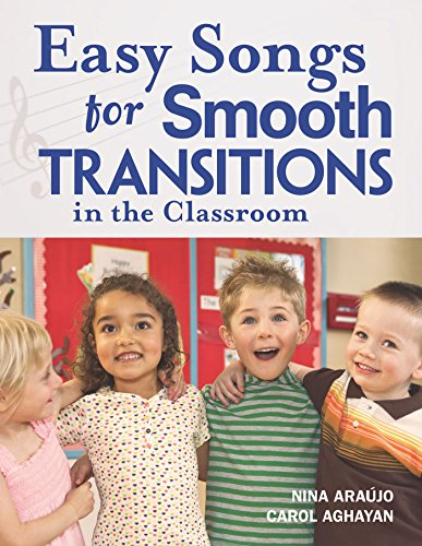 Price comparison product image Easy Songs for Smooth Transitions in the Classroom