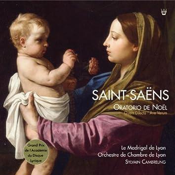 Saint-Saëns : Oratorio de Noël, Op. 12 - Motets
