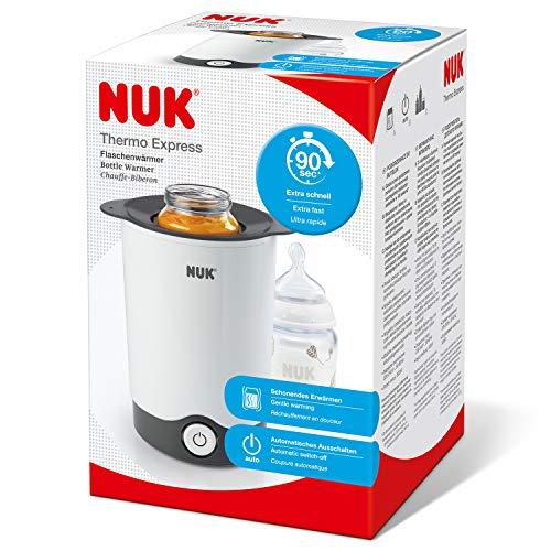 Nuk - Calienta Biberones y Potitos en Casa
