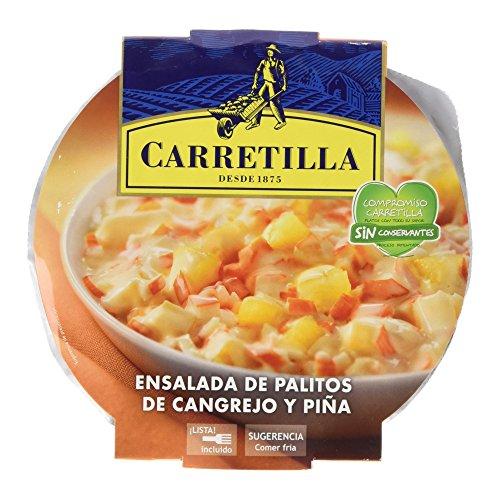 Carretilla - Ensalada Cangrejo y Piña - 220 g