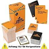 Harter Tobak Spiel (Die ROAST Edition) - Das Brutal Lustige Kartenspiel Für Erwachsene – Deine...