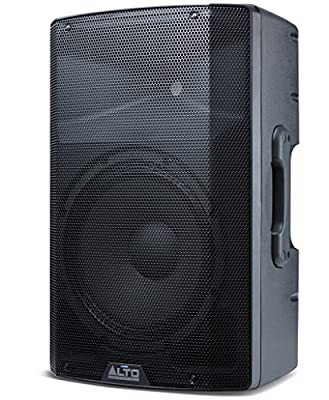 Alto Professional TX212 | 600-Watt 12-Inch 2-Way Powered Loudspeakers With Active Crossover, Performance-Driven Connectivity and Integrated Analogue Limiter from inMusic Brands Inc
