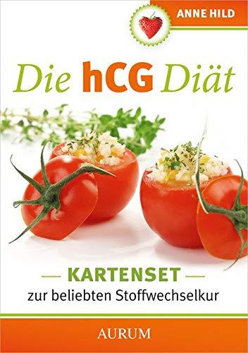 Die hCG Diät - Das Kartenset: AusgewählteRezeptederbeliebtenStoffwechselkur
