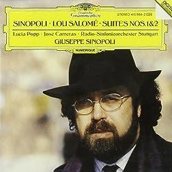 Lou Salome - Suites nos 1 & 2