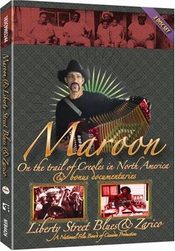 Maroon/Zarico/Liberty Street Blues