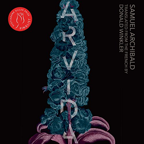 Arvida audiobook cover art