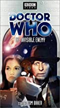 Doctor Who - The Invisible Enemy VHS