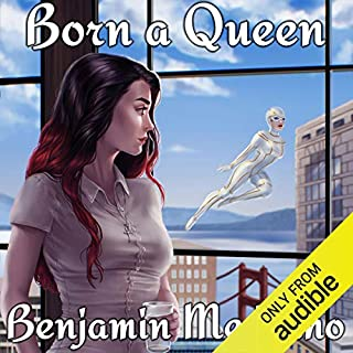 Born a Queen audiobook cover art