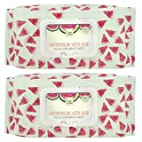 Beauty Concepts - 2 Pack (60 Count Each) Watermelon Detoxifying Facial...