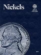 Coin Folders Nickels: Plain (Official Whitman Coin Folder)