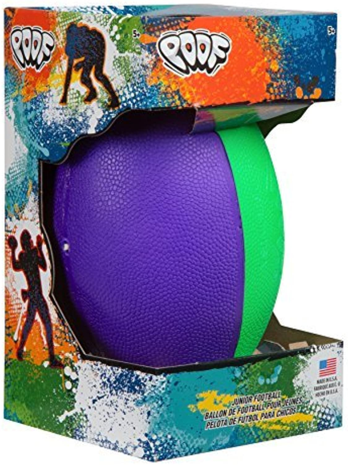 POOF Junior Football in a Box by POOF