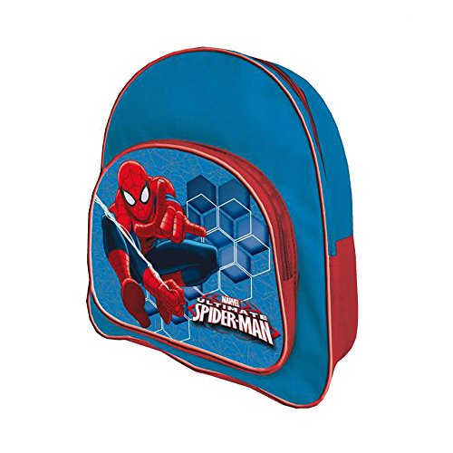 Spiderman AS069-2017 Mochila Infantil, 35 cm, Multicolor