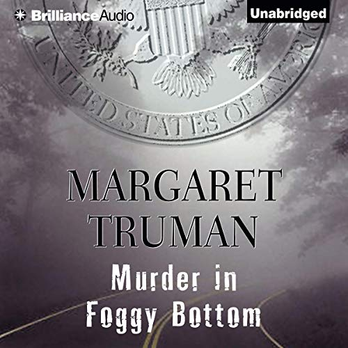 Couverture de Murder in Foggy Bottom