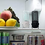 Addot mini portable uvc, uv light sanitizer lamp, ultraviolet ozone double germicidal lamp - sanitize for small spaces… 16 powerful uv-c light and ozone technology: kills 99. 9% of germs using short-wavelength ultraviolet light without any additional liquid or chemicals. Easy to use: charge via usb, then simply click the on/off button. When the indicator light turns blue, the sanitizer is ready to use. When fully charged, the sanitizer can be used 5-8 times. Highly efficient: sanitizes hard to reach corners and spaces. Great for sterilizing hotel rooms, toothbrushes, air purifiers, humidifiers, and other small appliances.