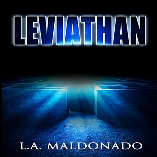 Leviathan audiobook cover art